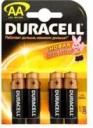 Батарейки DURACELL AA LR06 MN1500 K4