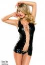 Платье двухстороннее с цепями Veronique1 (Black Rose collection)